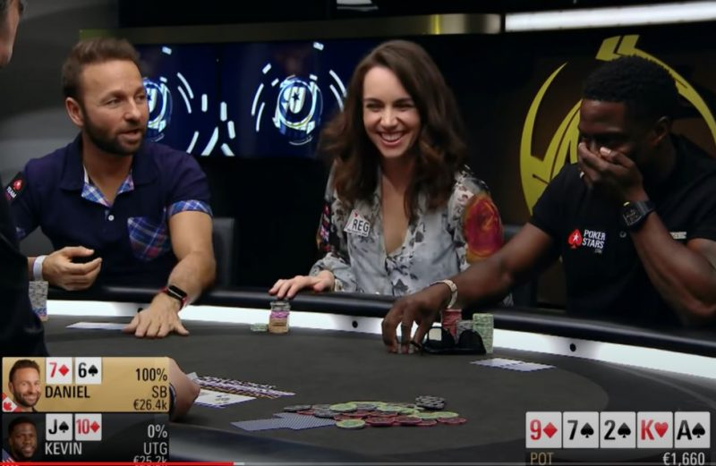 daniel negréanu poker