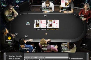 poker en ligne