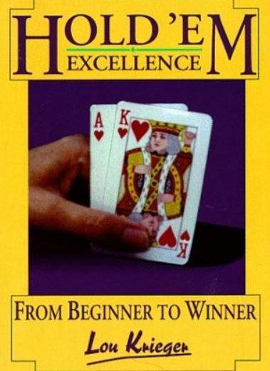 hold'em excellence lou krieger